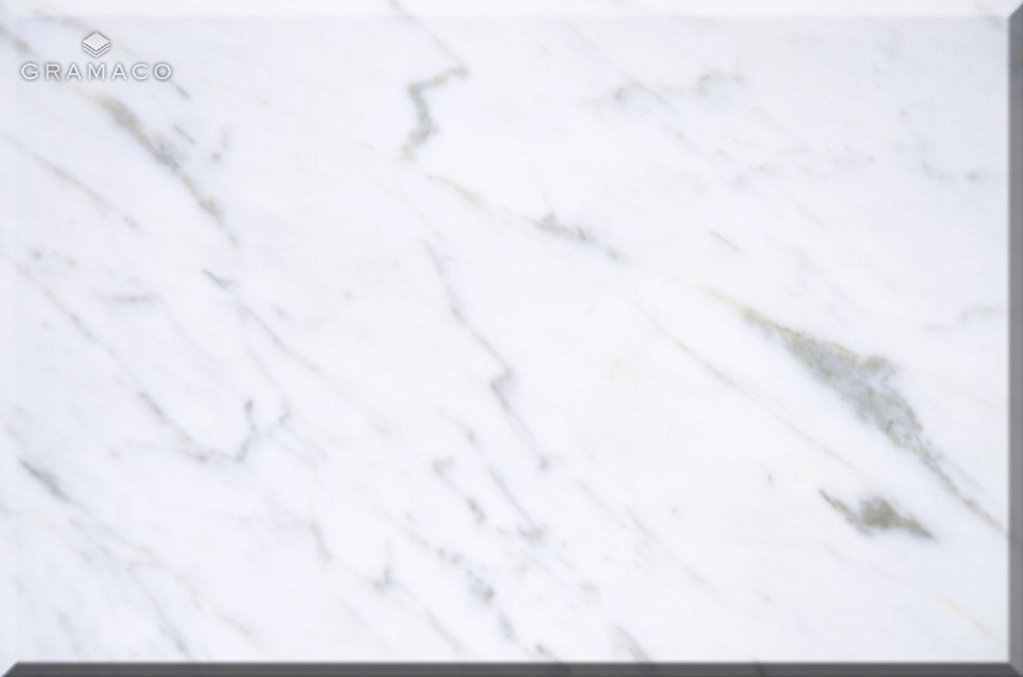 White Carrara C 10958 Gramaco